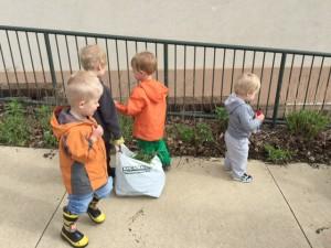 boys weeding 2