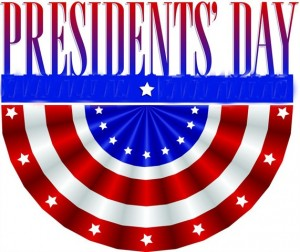 When-is-Presidents-Day-2016